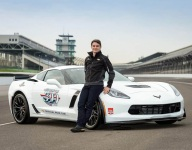 Jeff Gordon to drive Corvette Z06 Indy 500 Pace Car
