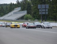 Pacific Raceways Majors takes the checkers out West