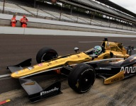 UPDATED: Briscoe to sub for Hinchcliffe in No. 5 Honda
