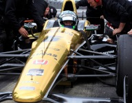 RACER Video: Ryan Briscoe ready to race for Hinchcliffe