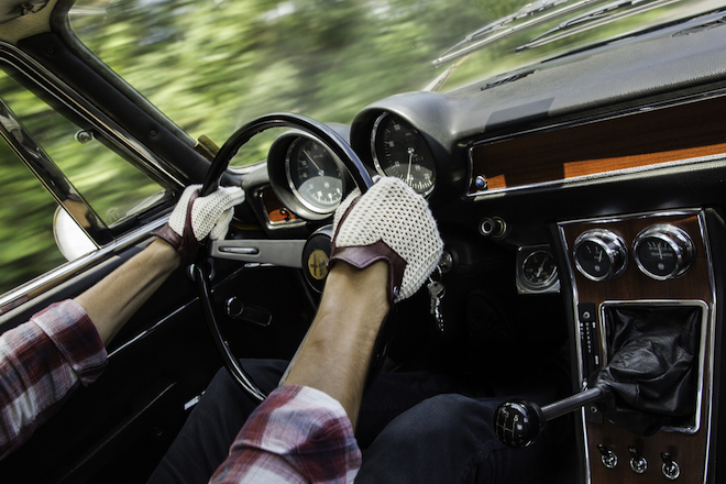 Officine Autodromo Release New Stringback Driving Gloves | RACER