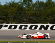 IndyCar: Castroneves and Pagenaud retain advantage at Pocono