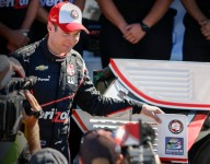 IndyCar: Power takes pole, demolishes lap record at Sonoma