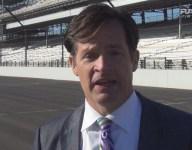 RACER: Robin Miller with IMS President Doug Boles on 2017 SCCA Runoffs
