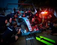 F1: Rosberg tops damp first USGP practice