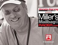 Robin Miller's Mailbag for November 25 presented by Honda Racing / HPD