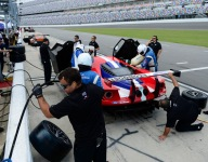 PRUETT: Daytona November IMSA test Rewind
