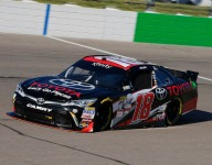 XFINITY: Hornish wins Iowa after 210-day layoff