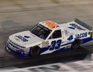 TRUCKS: Kennedy earns first career win