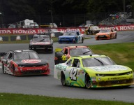 XFINITY: Marks earns first series win at wet, wild Mid-Ohio
