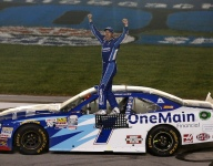 XFINITY: Sadler advances with Kentucky win