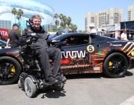 INDYCAR: Schmidt to get autonomous car license