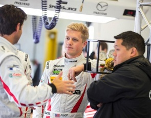 Spencer Pigot: My 2016 Mazda story