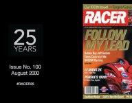 RACER@25: Issue No. 100, August 2000 - Jeff Gordon, Golden Boy