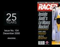 RACER@25: Issue No. 104, December 2000 - Return of the USGP