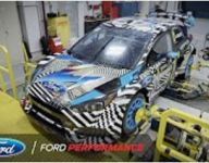 Rallycross video: Inside the Ford Focus RS RX