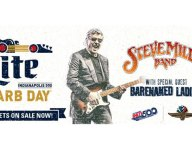 Steve Miller Band to headline Indy 500 Carb Day