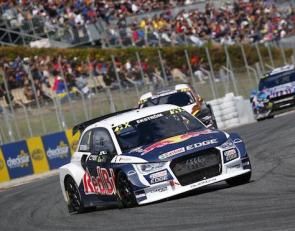 Ekstrom takes Barcelona World Rallycross win