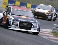 Heikkenen leads World Rallycross season opener in Barcelona