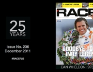 RACER@25: Issue No. 236, Dec. 2011 – Losing Lionheart