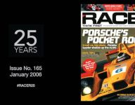 RACER@25: Issue No. 165 - Transition zone