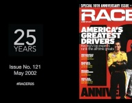 RACER@25: Issue No. 121, May 2002 - America's Greatest Driver