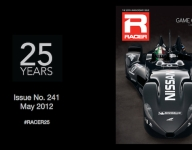 RACER@25: Issue No. 241, May 2012 - Game Changer - the RACER 3.0 era begins