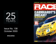 RACER@25: Issue No. 138, Oct. 2003 - Road Not Taken