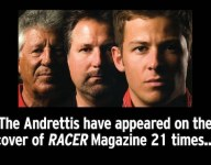 Video: The Andretti legacy through RACER's 25 years