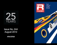 RACER@25: Issue No. 244, Aug. 2012 - Great Cars