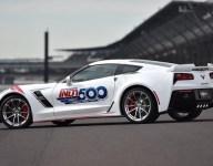 Corvette Grand Sport named 101st Indy 500 pace car