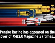 Video: Roger Penske on his team's record 27 RACER covers