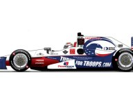 'Soldier Strong' Indy GP livery for Graham Rahal
