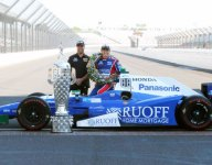 Sato earns $2.45 million for Indianapolis 500 win