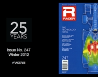 RACER@25: Issue No. 247, Winter 2012 - Technology Issue debuts