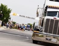 NASCAR stars to participate in new-look hauler parade on Brickyard 400 weekend