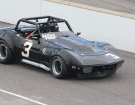 Fisher, Papis star in Indy Legends Pro-Am