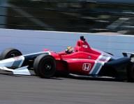 GALLERY: IndyCar's 2018 aero kit test