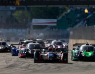 Koch dominates Prototype Challenge at Trois-Rivieres
