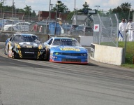 Tagliani wins NASCAR Pinty's race at Trois-Rivieres