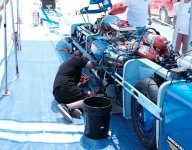 Thompson's LSR attempt ends with engine issue