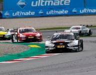 Rast wins DTM Race 2 at Red Bull Ring