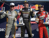 Foust completes Seattle Global Rallycross sweep