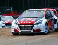Peugeot expands FIA World RX program; Ford withdraws