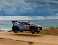 Mikkelsen extends Rally Australia lead