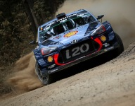 Neuville closes out dramatic Rally Australia win