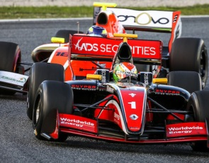 Formula V8 3.5 cancels 2018 season