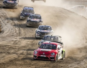 NOLA joins Red Bull Global Rallycross calendar