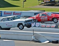 Kentucky's I-64 Motorplex rolls out the red carpet for IHRA racers