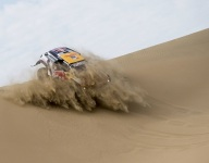 Despres grabs Dakar lead with Stage 2 win